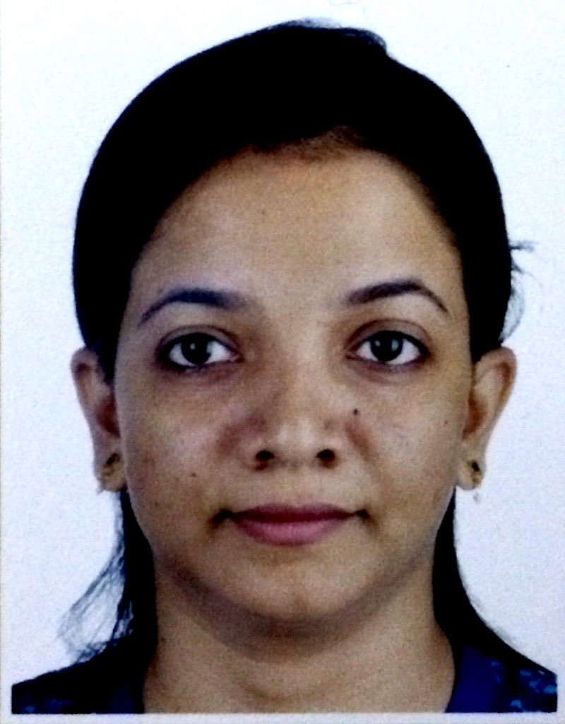 Prof.(Ms.) Shruti Dodani